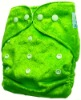 Minky printed cloth diapers