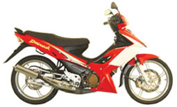 Buy Electric Moped Dinamik
