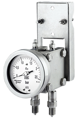 Buy DP 800, Differential pressure gauge