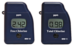 Buy MW Line, Pocket photometers for chlorine