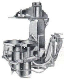 Buy Jolt squeeze molding machine