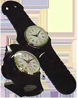 Buy Wrist clock rosewood