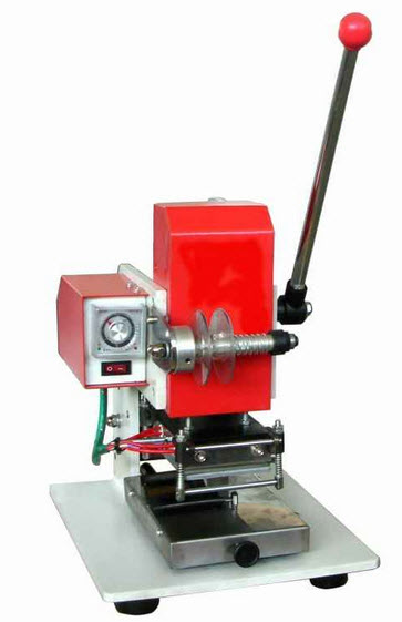 Buy Manual flat hot stamping machine lz-120