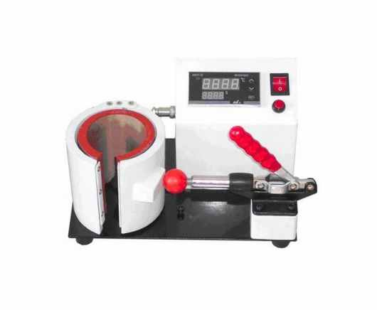 Buy Manual mug heat press machine vertical mp-759-2v