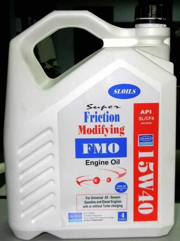 Buy Friction modified engine oil fmo1540