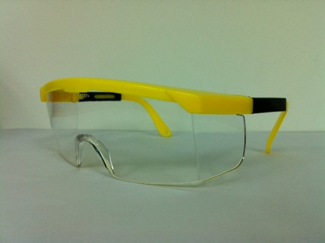 Bora 46YC Safety Eyewear