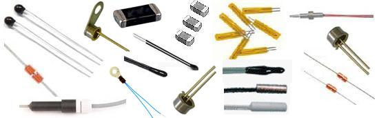 NTC Thermistors (Temperature Sensors)