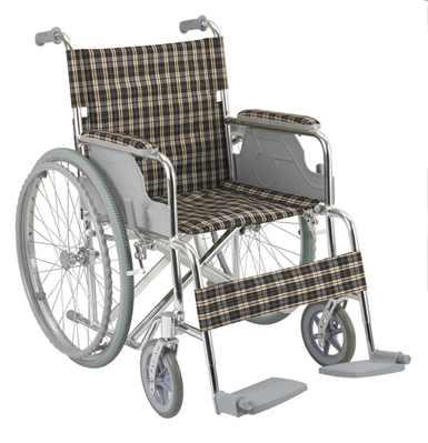 Buy Alluminium lightweight standard wheelchair