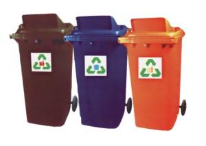 Buy Recycle Bin c/w turbo Lid