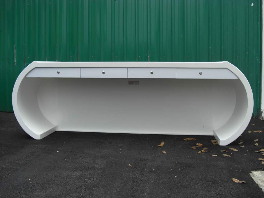 Buy Sales counter table frp