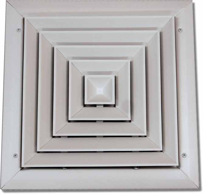 Buy Multi-direction ceiling diffuse model mcd-4t