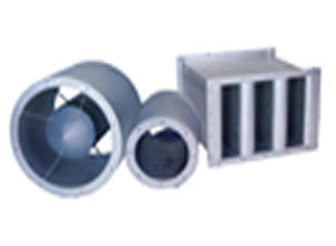 Buy Sound absorptive silencers