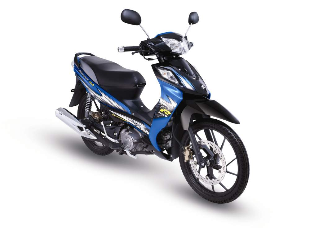 Buy Shogun 125 RR