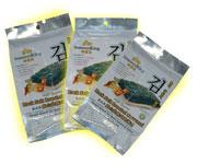 Buy SeaweedKing® 海苔王 Roasted Rock Salt Korean Seaweed – Snack pack