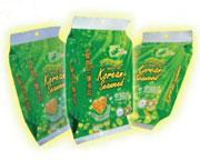 Buy KIM Roasted Bamboo Salt Korean Seaweed – Snack pack