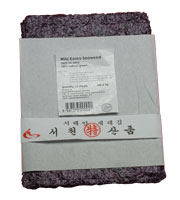 Buy Raw Wild Korean Seaweed Sheet