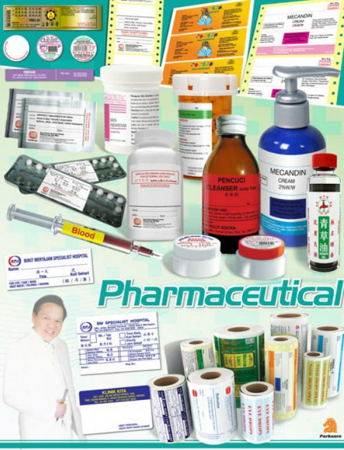Buy Pharmaceutical Labels