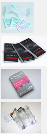 Buy Instruction leaflet & Paper products