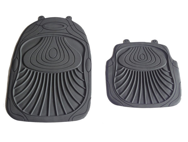 Anti-slip car mat