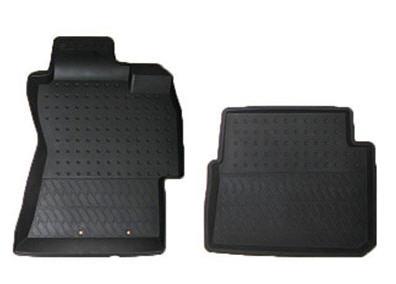 Passenger anti slip car mat