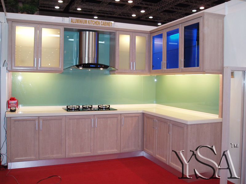 Aluminium Kitchen Cabinet Buy In Puchong