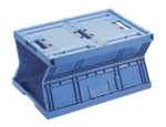 Buy Foldable and collapsible containers Lower volumes and reduce costs