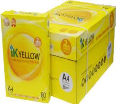 Buy IK Yellow Copy Paper