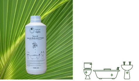 Buy Natural Toilet & Bathroom Cleaner