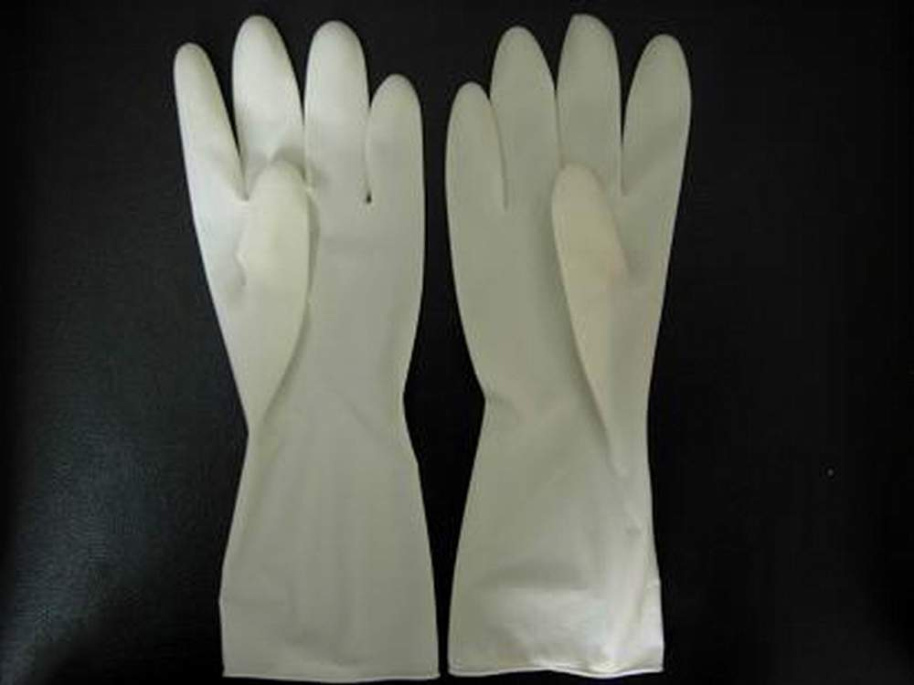 Latex glove producers