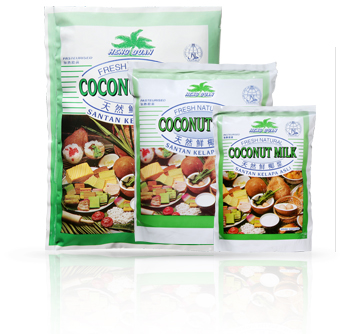 Buy Frozen Pasteurized Coconut Milk