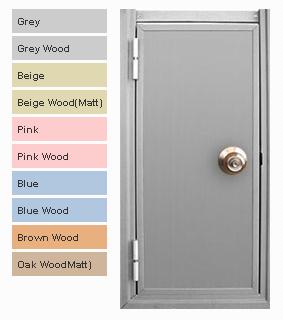 Buy PVC Door Frame