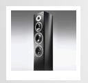 High-end audio speaker