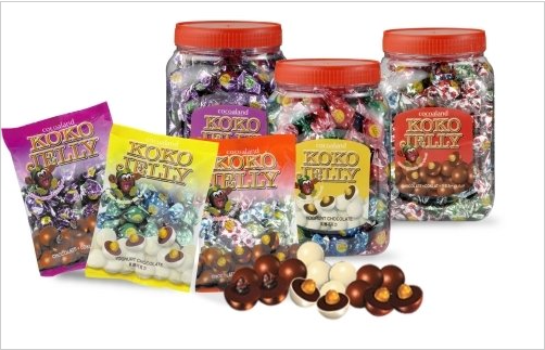 Buy Kokojelly Chocolate