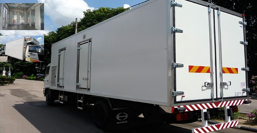 Buy Eutectic Plate Refrigerated Truck