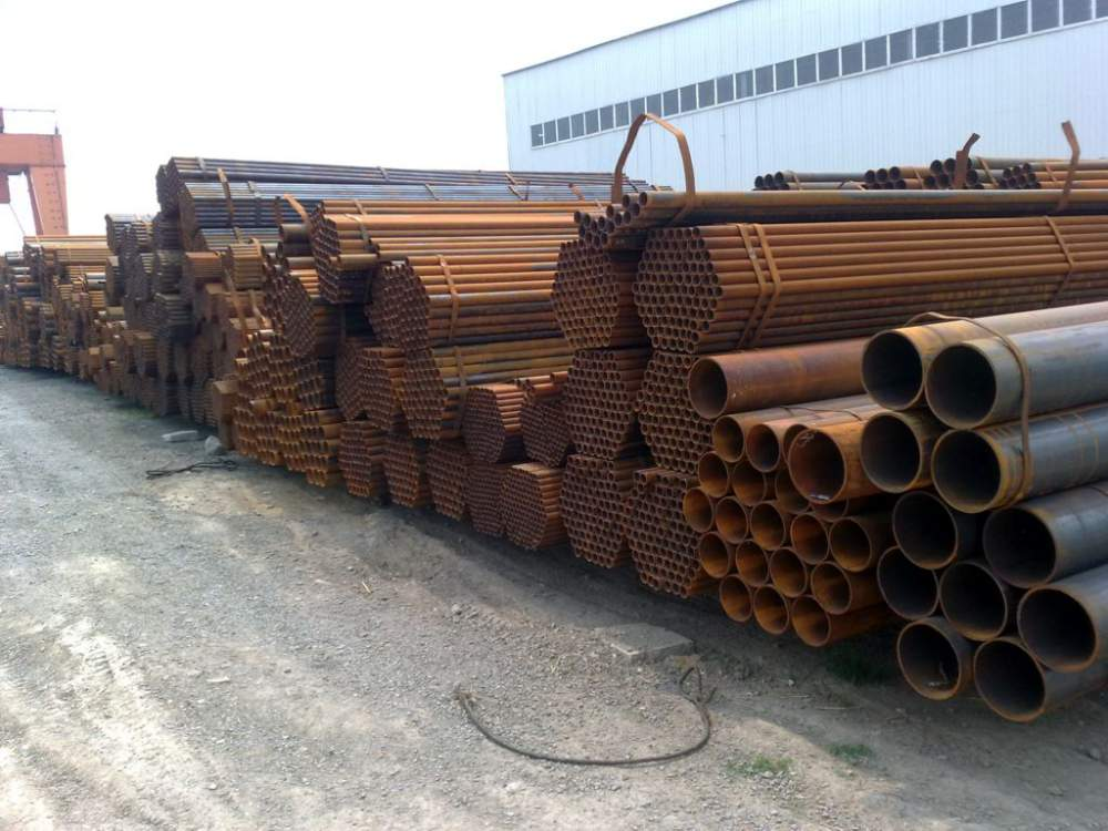 Buy Engineering ERW Steel Pipe