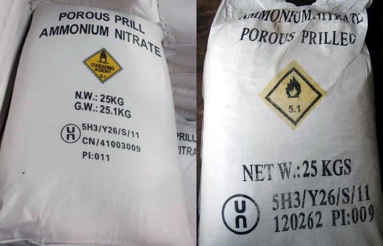 Buy Prilled Porous Ammonium Nitrate for fireworks