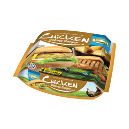 Buy Frozen Foods Burger Oblong Daging Ayam