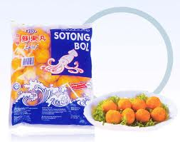 Buy Frozen Foods sotong ball