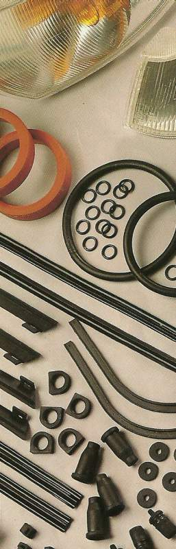 Buy General Mechanical Rubber Goods General Industries