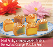 Buy Cakes Moon Mini Fruit.
