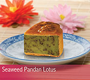 Buy Cakes Moon Seaweed Pandan Lotus