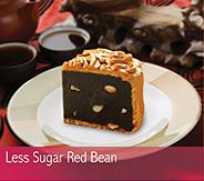 Buy Cakes Moon Less Sugar Red Bean