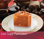 Buy Cakes Moon Less Sugar Pure Lotus