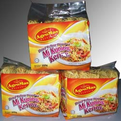 Buy Noodles of instant cooking Mi Kuning Kering (Instant Yellow Dry Noodle)
