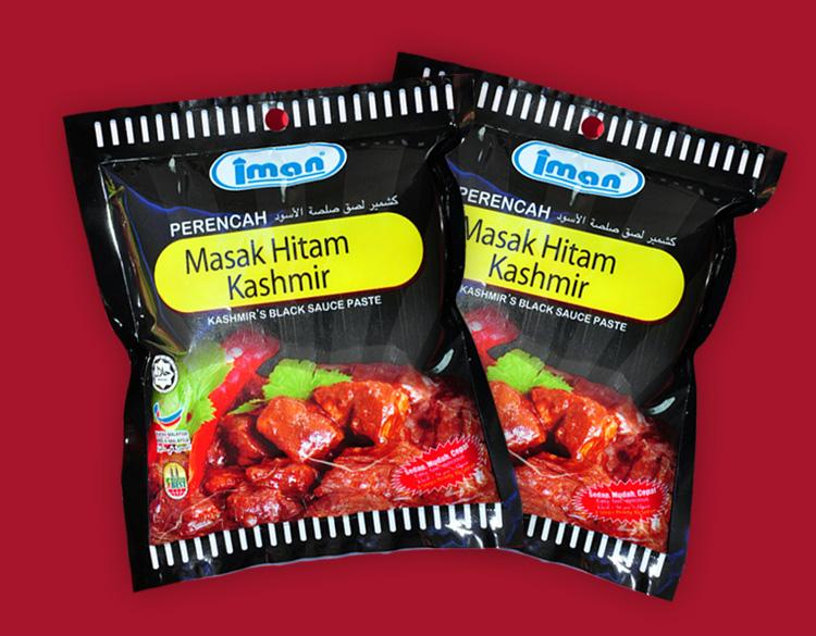 "Buy Food flavors ""Perencah Masak Hitam Kashmir"" (Black Kashmir Seasoning)"