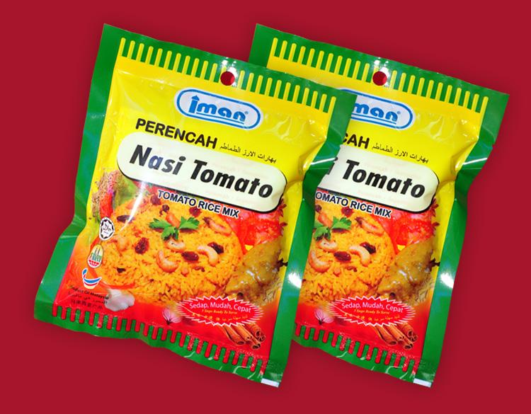"Buy Food flavors ""Rempah Nasi Tomato"" (Tomato Spice Rice)"
