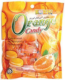Buy Fruit Candies Orange