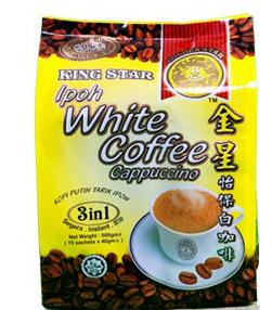 "Buy Cofffee ""Ipoh Ginseng White Coffee)"