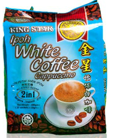 Buy Coffee Ipoh White Coffee Cappuccino