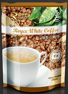 Buy Instant coffee Royce White Coffee